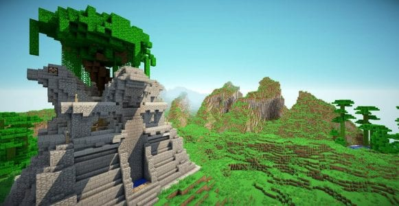 The Survival Games 3 Map - Minecraft Maps