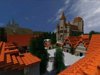 Legend of Zelda : Ocarina of Time - Minecraft Maps