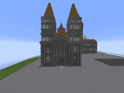 Hogwarts Castle - Minecraft Maps