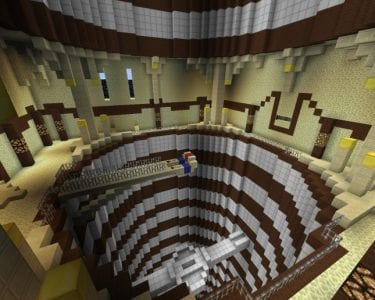 Stargate Adventure Minecraft Maps